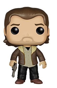 POP TV: Walking Dead - Season 5 Rick Grimes from Funko! Figure stands 3 3/4 inches and comes in a window display box. Check out the other POP figures from Funko! Collect them all!....