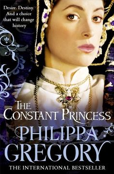 The story of a spanish pricess made to marry two of  England's famous kings.