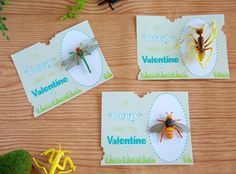 Boys Bug Valentines Day Printables by Design Loves Detail04