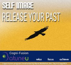 Holding on to past hurt prevents you from moving forward in your life.  Learn to let go of the past with this Cogni-Fusion MP3 from www.atuneu.com