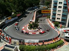 Monte Carlo - and/or Grand Prix anywhere