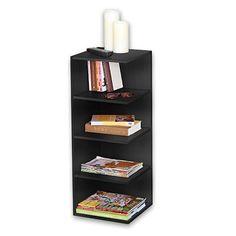 Black Wood Nightstand Reader's End Table Bandwagon http://www.amazon.com/dp/B00G2CGJMI/ref=cm_sw_r_pi_dp_X.kGwb1PBCGM0