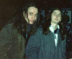 Stone Gossard and Mike McCready