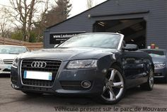 AUDI A5 CABRIOLET 3.0 V6 TDI DPF AMBITION LUXE PACK S LINE QUATTRO S TRONIC