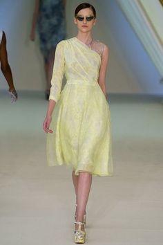 Erdem London Fashion Week 2012