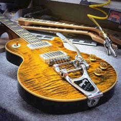 Joe Perry Boneyard Gibson Les Paul from Gibson