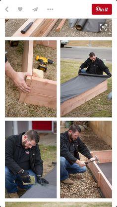 mauerabschluss herstellen selbermachen bauen renovieren pinterest. Black Bedroom Furniture Sets. Home Design Ideas