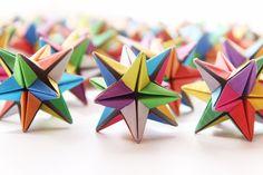Estrellas de mil colores