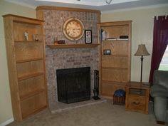 Pennsylvania Drystack stone for fireplace Hebron BrickDutch
