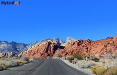 Red Rock Canyon in one day