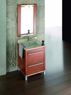 muebles para baños pequeños | muebles de baño moderno | pinterest - Muebles Bano Lucena