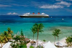 Grand Cayman island in the Cayman Islands is one of the exciting ports of call on a Disney Cruise Line Caribbean Cruise vacation. Cruise Port, Cruise Vacation, Disney Vacations, Vacation Spots, Vacation Ideas, Disney Cruise Ships, Grand Cayman Island, How To Book A Cruise, Cruise Destinations