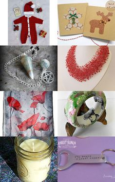 Gifts galore by JustDipity on Etsy--Pinned with TreasuryPin.com