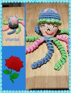 Dit inktvisje is gemaakt door  Chantal