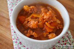 Molho de Linguiça Toscana {Ragu de Linguiça}, para fazer a sua comida ficar mais gostosa. Clique na imagem para ver a receita no blog Manga com Pimenta.