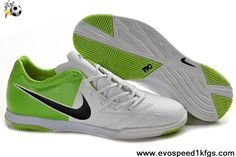 Buy White-ElectrGreen-Black Nike Total90 Laser IV IC Boots Store