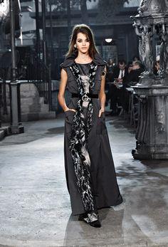 Ready-to-wear - Paris in Rome 2015/16 Métiers d'Art - Look 77 - CHANEL