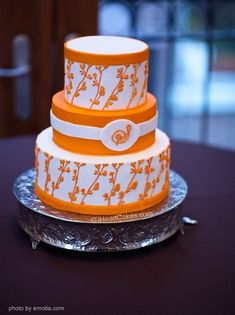 Go Vols cake!!  Another great idea - maybe if/when we renew our vows??