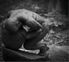 Tamiya Full Speed: London's Highgate Cemetery Through the Eyes of Audrey Niffenegger