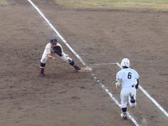 北本高校 vs 本庄東高校 (2014/4/14): 振り逃げは、させんっ! Sports, Hs Sports, Sport