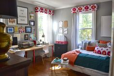 designPOST interiors: Blogger Stylin Home Tours: my favorite room in my house