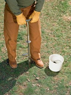 How to test your soil.