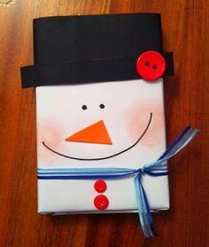 Come poter impacchettare un libro per Natale...