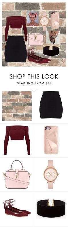 """""""Cute, I know"""" by stephen-james-lover ❤ liked on Polyvore featuring Wall Pops!, Rebecca Minkoff, Dolce&Gabbana, Ted Baker, Loeffler Randall and Express"""