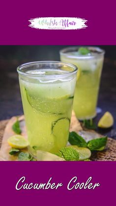 Healthy Juice Recipes, Healthy Juices, Veg Recipes, Spicy Recipes, Healthy Drinks, Smoothies, Summer Drink Recipes, Indian Dessert Recipes, Vegetarian Snacks