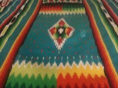 our navajo blanket/ color inspiration
