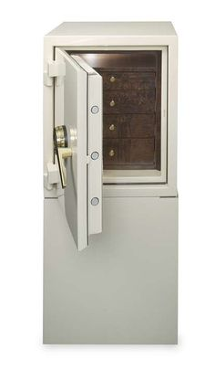 Protect your most cherished belongings in limited space with the Manhattan Home Safe; compact and fire proof.