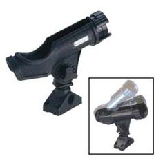 """Premium components and a versatile design make this tilting, rotating, lockable 10"""" rod holder hard to beat. $29.99"""