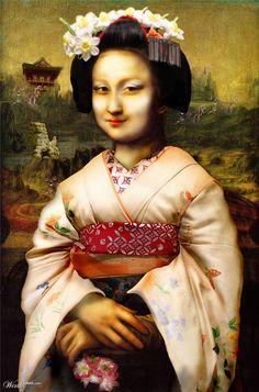 Geisha Mona                                                       …