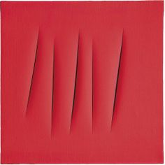 Lucio Fontana  Concetto spaziale, Attese Modern Art, Contemporary Art, Ellsworth Kelly, Color Stories, Conceptual Art, American Artists, Pattern Art, Abstract Art, Prints