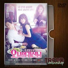 Oh My Ghost (2015) / 4 disk / Park Bo-yeong, Jo Jeong-seok / Drama | #trendonlineshop #trenddvd #jualdvd #jualdivx