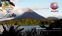 Costa Rica es un destino único para sus vacaciones de Verano: belleza natural, tours de aventura, excursiones, playas paradisíacas, grandes volcanes, caudalosos ríos y frondosos bosques.