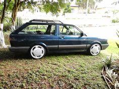 VW – VolksWagen Parati GLi / GL 1.8 1993 Gasolina Curitiba RR | Roubados Brasil