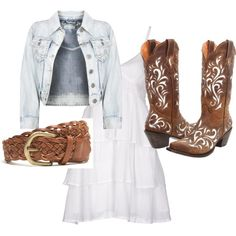 """""""country"""" by softballbrit on Polyvore"""