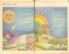 Libros de Primaria de los 80's: viento