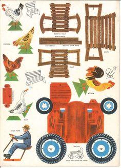 Farm printables...LASSIE