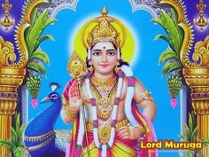 FREE Download Lord Muruga Wallpapers
