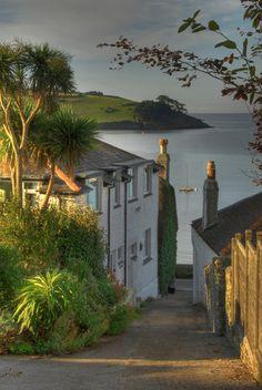 Budock-Water, Cornwall Carricknath from Riviera Lane                                                                                                                                                      More