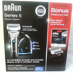 Special Offers - Braun shaver Series 5-590cc Mens Shaving System FREE BONUS PACK 51S replacement head!!! - In stock & Free Shipping. You can save more money! Check It (April 12 2016 at 02:21PM) >> http://electrictoothbrushob.net/braun-shaver-series-5-590cc-mens-shaving-system-free-bonus-pack-51s-replacement-head/
