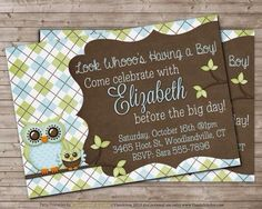 bb shower invite