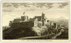 Carlisle Castle 1773