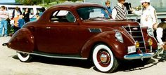 Lincoln Zephyr V12 Coupe 1937 - Lincoln-Zephyr - Wikipedia, the free encyclopedia