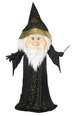 Forum Novelties Men's Plus-Size Oversized Wizard Costume: From funny to frightening, Forum has it all. Forum Novelties has been providing quality costumes and accessories for decades, always striving to meet customer needs and exceed their expectations. Wholesale Halloween Costumes, Clever Halloween Costumes, Halloween Toys, Cute Halloween, Halloween Themes, Halloween Forum, Halloween Halloween, Wizard Costume, Wizard Robes