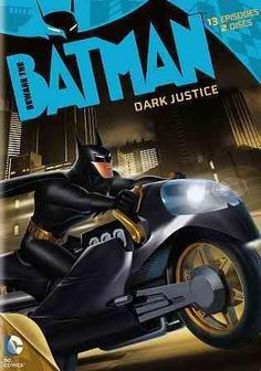 BEWARE THE BATMAN:DARK JUSTICE