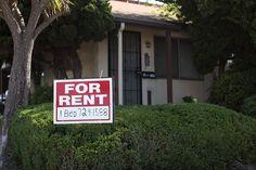 Rental Sign.