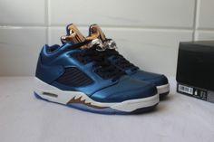 1dd9add7b839c4 Cheapest Air Jordan 5 Bronze Obsidian Olympic 136027-416 - Mysecretshoes  New Nike Air